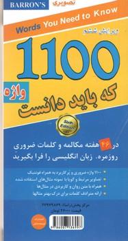 1100 واژه که باید دانست/تصویری جیبی